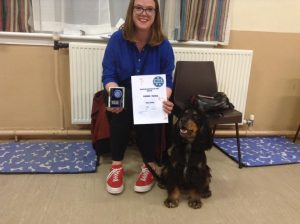 Dog & Handler of the Month – October